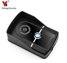Yobang Security Outdoor Unit Device For Video Door Phone Waterproof Door Camera Intercom For DoorBell No Screen,Only Camera