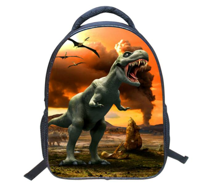 1 piece 14 inch Children Animal 3D Dinosaur Backpack For School Boys Girls Printed Tyrannosaurus schoolbag For Kids Student1 piece 14 inch Children Animal 3D Dinosaur Backpack For School Boys Girls Printed Tyrannosaurus schoolbag For Kids Student