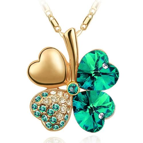 gold crystalgreen