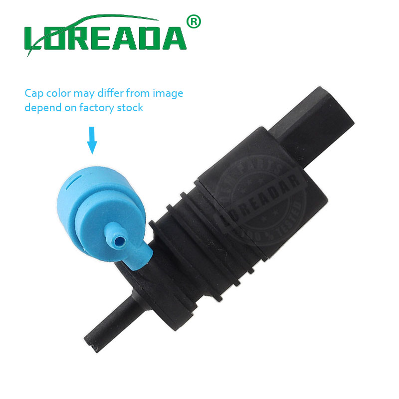 LOREADA Windshield Washer Pump For Audi A4 A6 Q5 Allroad VW Passat Wagon Jetta Rabbit 1J6955651 1K6955651 2108691021 67128377987