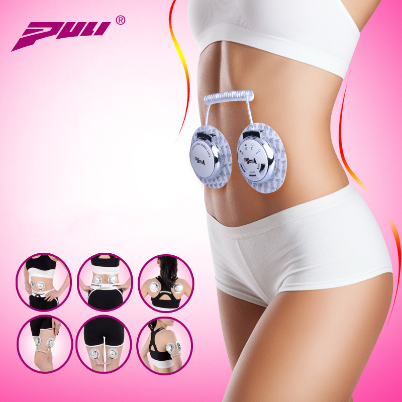 PULI VE Smart Thin Belly Movement Body Liposuction Machine Powerful Lazy Slimming Shake Instrument Reduce Belly