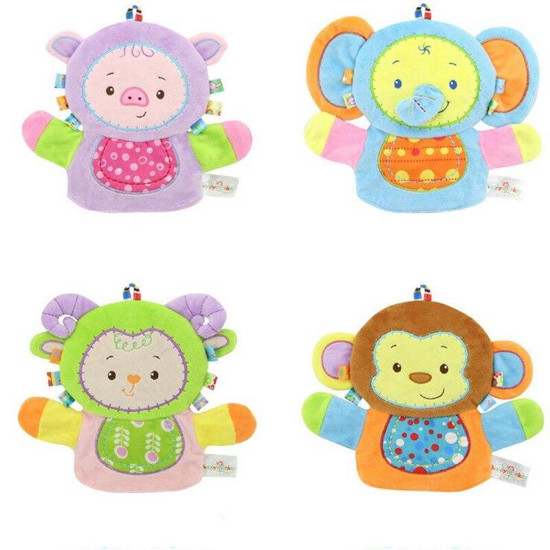 100pcs by dhl fedex Bath Cartoon Gloves Bath Towel Children Rub Cuozao Towel Animal Shape for Baby massage 20%