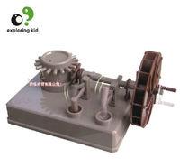 exploring kid creat toy scientific experiment game model water mill Waterwheel 1pc