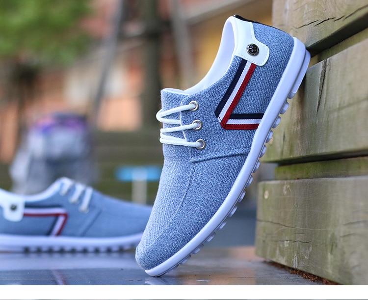 HTB1CSI9c56guuRkSnb4q6zu4XXa1 Men Casual Shoes mens canvas shoes for men shoes men fashion Flats brand fashion Zapatos de hombre