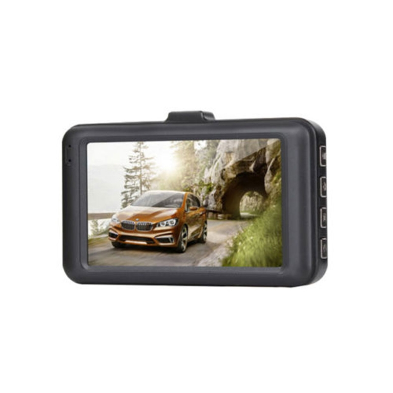Car Styling 3 Inch Car DVR Camera 1080P Full HD Vehicle Video Recorder 120 Degree Dash Cam DVR/Dash Camera CCTV Kit цена