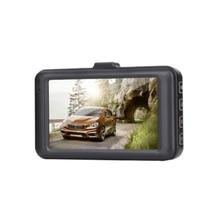 Car Styling 3 дюймов Видеорегистраторы для автомобилей Камера 1080 P Full HD видео автомобиля Регистраторы 120 градусов регистраторы Авторегистраторы комплект видеонаблюдения
