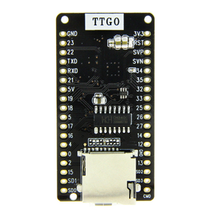 Image 2 - LILYGO®TTGO T1 ESP 32 V1.3 Rev1 โมดูล WiFi และ Bluetooth และ SD Card Bord 4MB FLASH
