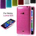 Для Lumia 625 Чехол, Глянцевая Внешний Матовая Внутренняя Крышки Геля TPU для Nokia Lumia 625