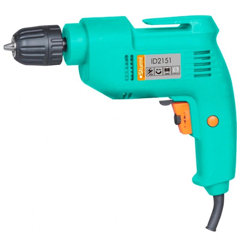 A drill Sturm ID2151 10pcs 0 6 1 5mm pcb print circuit board carbide drill bit mini micro drill bits diy power tools