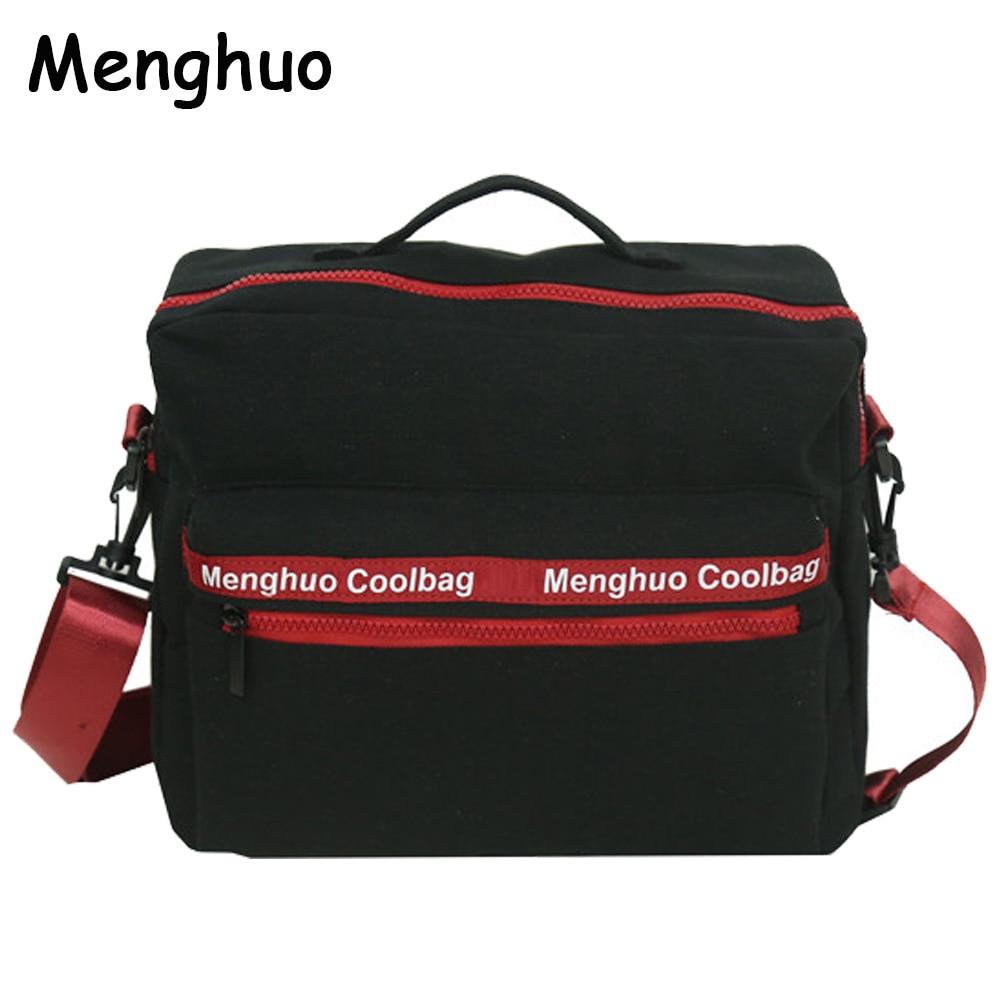 CANVAS TOTE HANDBAG Messenger Bags Multifunctional Travel Shoulder Crossbody Bag Letters Messenger Bolsos