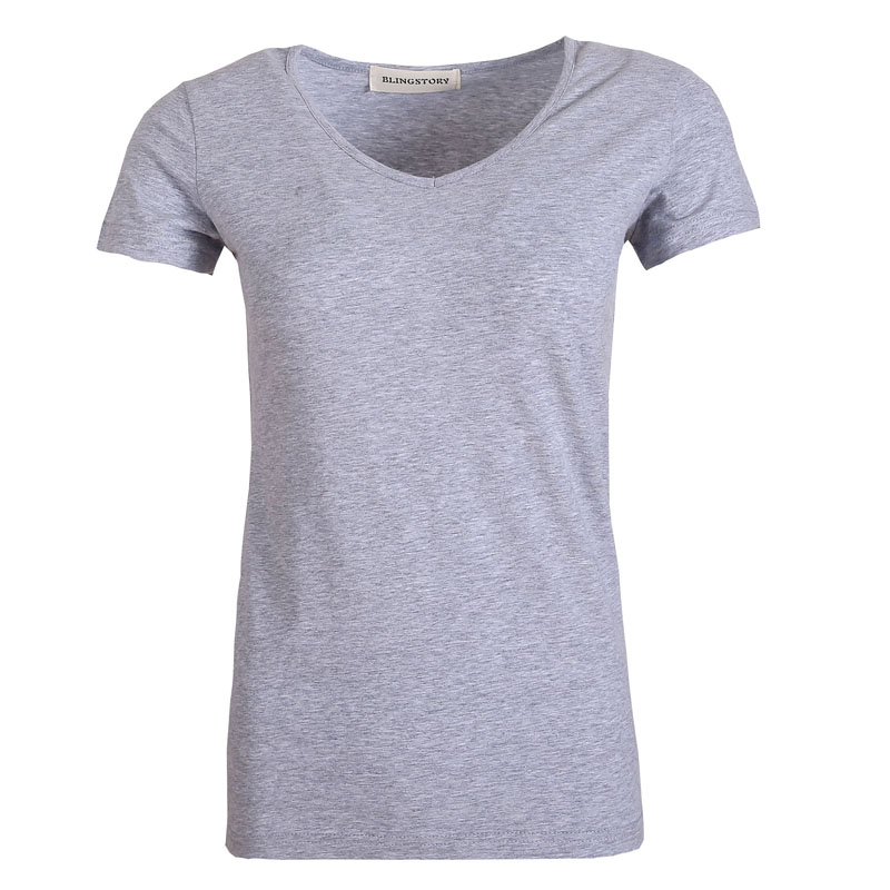 472f96c36e6 fashion Lady Cotton Short Sleeved V Neck T shirt Slim Large Size 4XL 5XL  6XL Women Loose Plus Size tops Shirt S 6XL-in T-Shirts from Women s Clothing  on ...