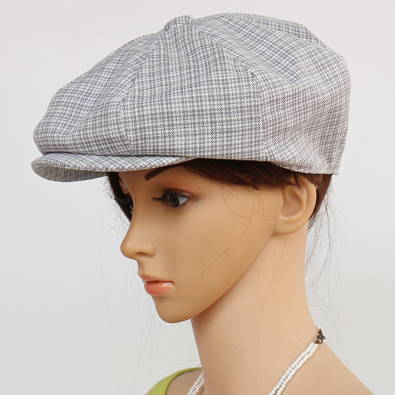 c2f4dae1bbd36 Detail Feedback Questions about BooLawDee Summer thin linen newsboy cap  painter octagonal hat male and female multi color 56 58 60 cm M631 on  Aliexpress.com ...