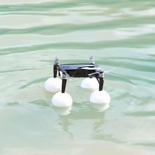 HOBBYINRC 4 pcs Raised Landing Gears with 4 pcs Protective Water Surface Floating Balls for DJI Mavic Air Drone for DJI RC Parts