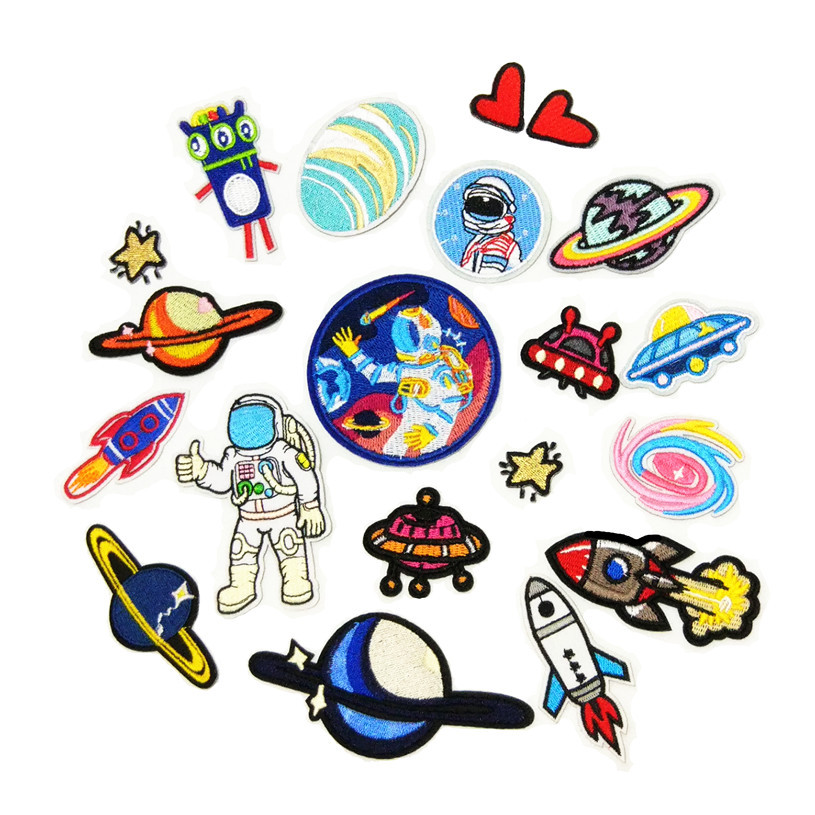 Online shop stickerei patches fr kleidung astronaut rakete star online shop stickerei patches fr kleidung astronaut rakete star wars patch logo eisen auf patches herz kleidung aufkleber ufo marke patch aliexpress thecheapjerseys Images