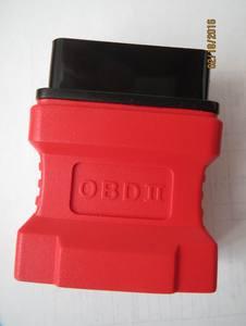 Image 1 - Original for Autel Maxidas DS708 OBDII Connector For Diagnosis Tools 708 16pin OBD 2 OBD II Adaptor Autel OBDII Obd2 Adapter