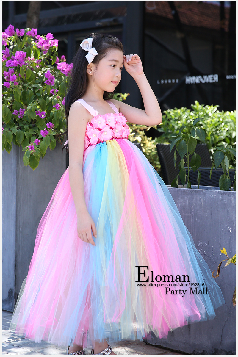 eloman handmade tutu dress x2