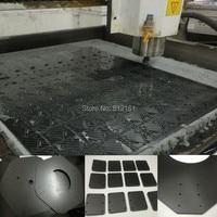 3K Carbon Fiber Plate CNC Cutting service FPV QAV diy An unmanned aircraft