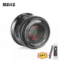 Meike 50mm f/1.7 Large Aperture Manual Focus Lens for Nikon Z mount Mirrorless Cameras Z6 Z7 with Full Frame
