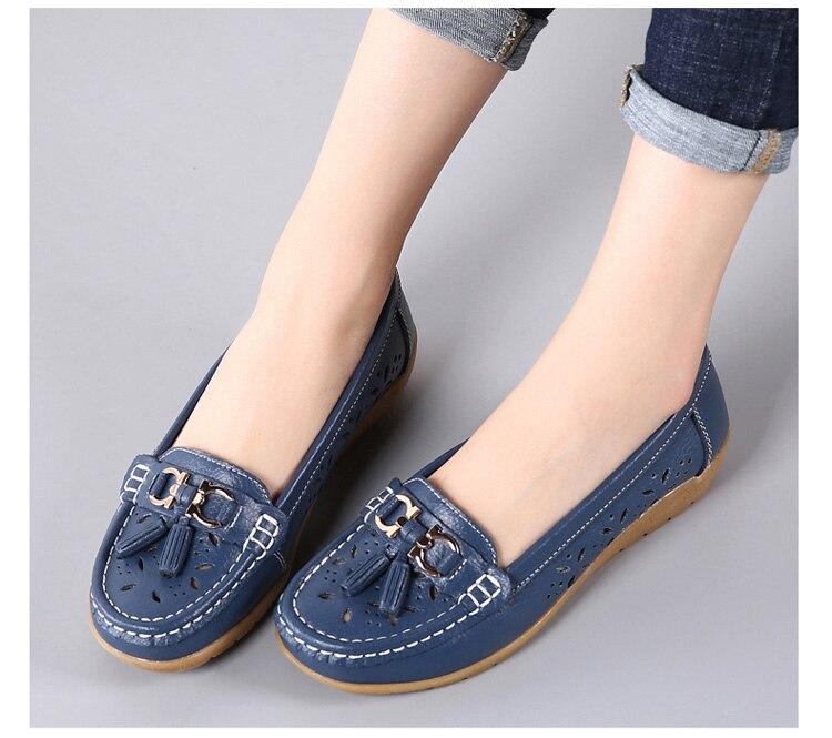 AH 5989-1-2018 Summer Women Flats Shoes-21