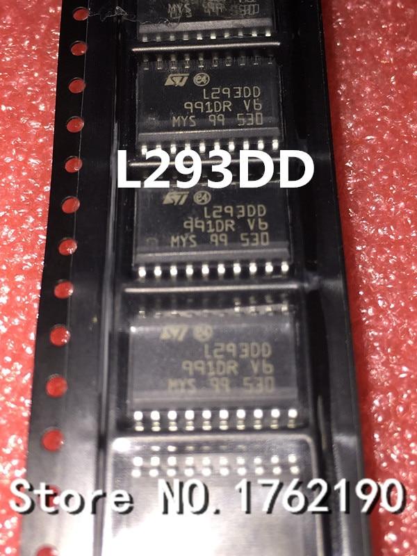 Nº5 TEILE/LOS L293DD SOP-20 Bridge driver interner schalter - a479
