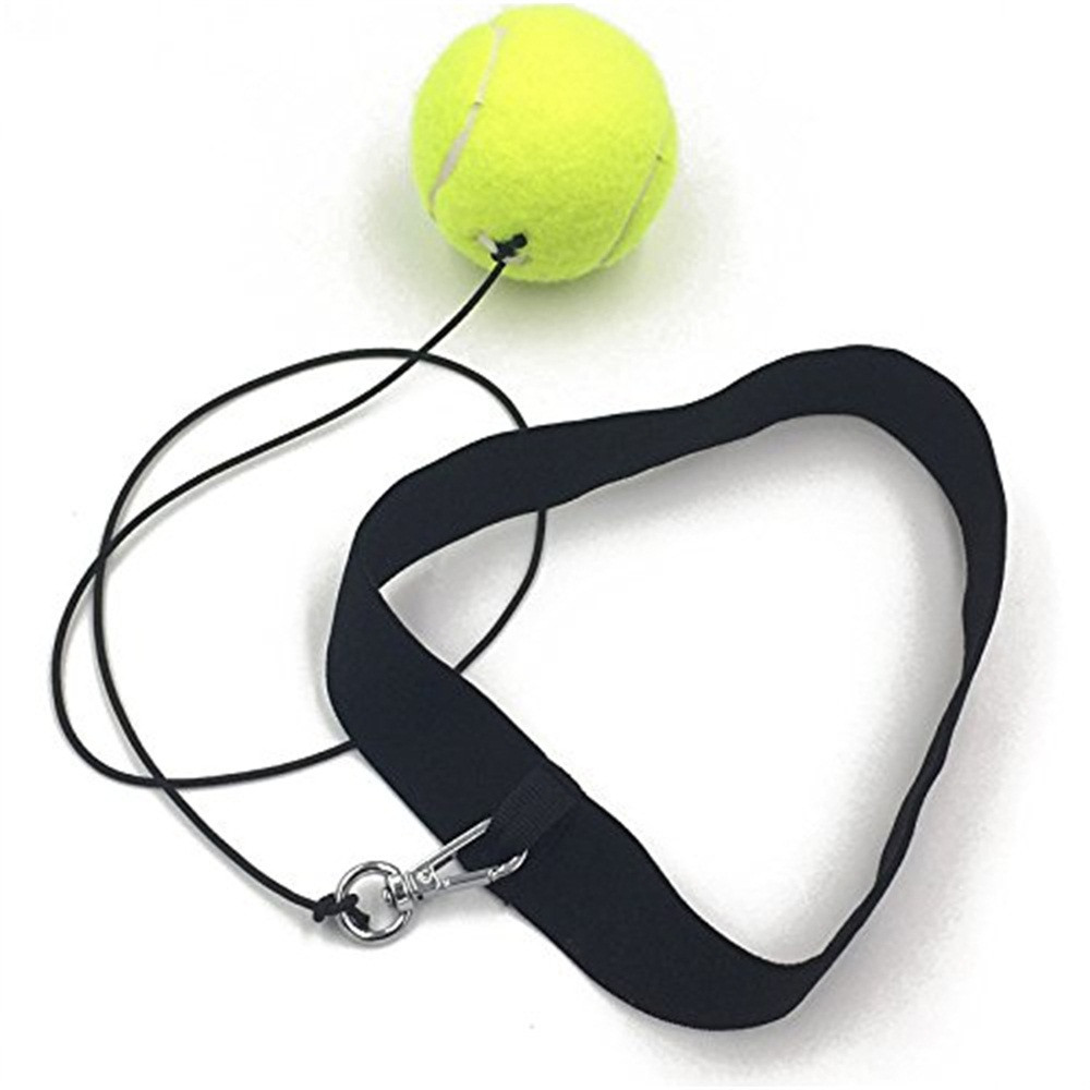 Fight Ball With Head Band For Reflex Speed Training Boxing Boxing Punch Exercise