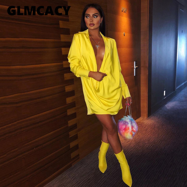 Long sleeve dresses for women party night sexy
