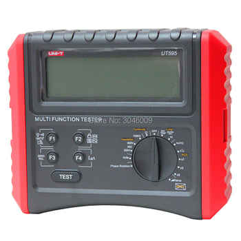UNI-T UT595 Electrical Integrated Tester / Digital Multifunction Electrical Safety Integrated Test Instrument