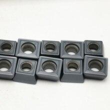 carbide inserts turning tool SPMG060204 DG TT9030/8020 Indexable Insert for Lathe U drills indexable insert