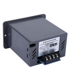 Image 5 - ШИМ регулятор скорости щеточного двигателя 12 60 В постоянного тока 40 А, ler CW CCW, реверсивный переключатель X1040 для управления и остановки вращения вперед/назад