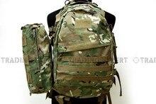 USMC 3D+1 Backpack Bag Assault Green Camo