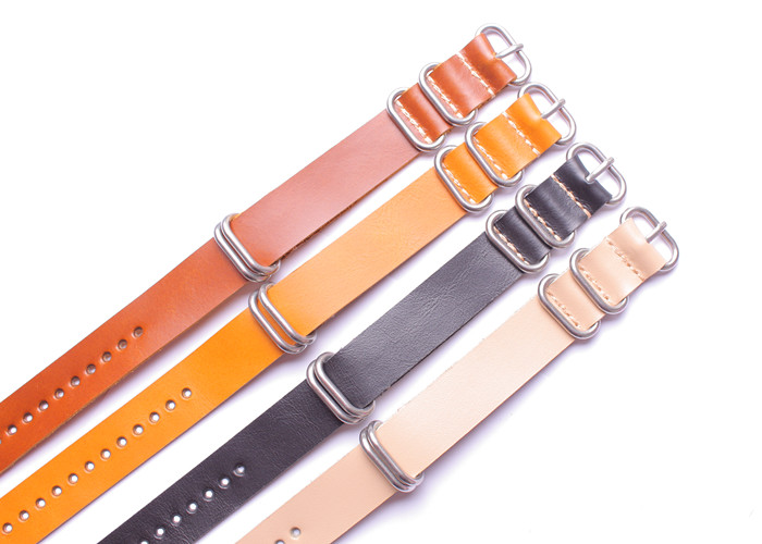 где купить New! 18~24 mm Italian plant tanned crazy horse oil wax cowhide genuine leather Watch band Watch band watch strap 1PCS по лучшей цене