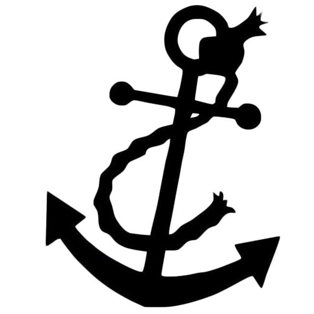 Aliexpresscom  Buy ANCHOR Car Sticker Decals Fun Motorcycle - Custom motorcycle stickers funny