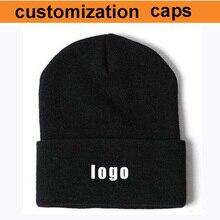 Fabrika toptan! Ücretsiz kargo ücreti! Özel bere, logo özel şapkalar kış logo yapmak