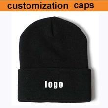 工場卸売!送料無料コスト!カスタムビーニー帽子、ロゴ cusotm 帽子冬あなたのロゴ