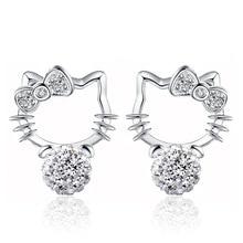Charming Kitty Earrings