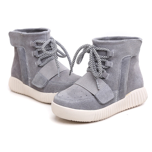 hot sell 750 boost comfortable high top sneakers  ...