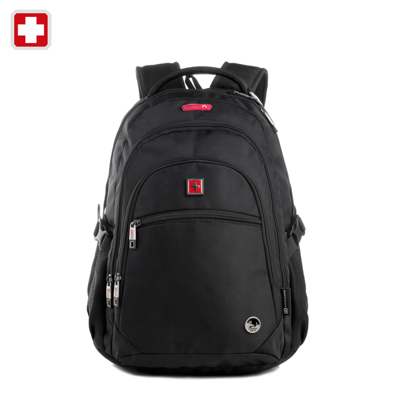 Classic Man Daily Backpack Black Ergonomic School Backpack For Boys With Music Function Bolsa Mochila Masculina Backbag SW9130 запонки greg запонки