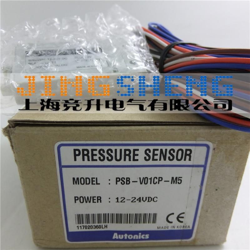 PSB-V01CP-M5 100% New Original Genuine  Pressure Sensors PSB-V01CPPSB-V01CP-M5 100% New Original Genuine  Pressure Sensors PSB-V01CP