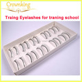 10 pairs Training Lashes for Eyelash Extension Practicing Teaching