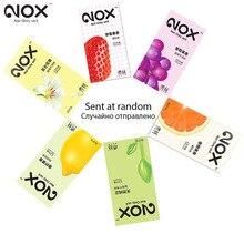 NOX 12 шт секс-продукты латексные презервативы для мужчин безопасные секс-презервативы случайные дополнительные презервативы со смазкой интимные товары сексуальные игрушки