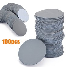 Шлифовальный диск зернистостью 100 3000 шт трехдюймовые шлифовальные