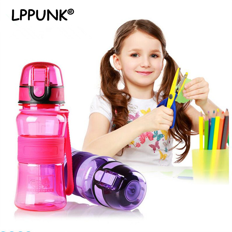 Hot sale 300 ML BPA Gratis Kreatif portabel KETTLE Plastik anak Ruang jus buah Botol Air saya Dengan pop-up tutup teh infuser