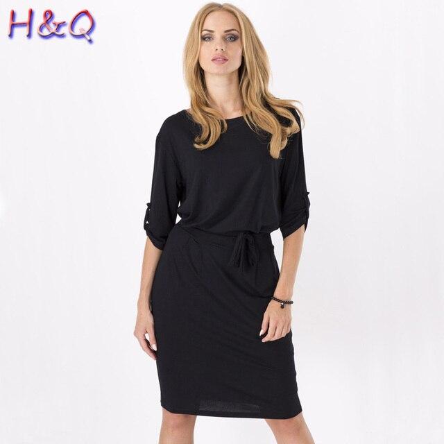 Hq 2017 Women Dresses Brand New Plus Size Party Club Dresses Round