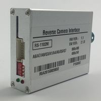 wired reverse camera video interface for audi mmi 3g plus a1 q3 a4 a5 q5 a6 q7 a7 a8 Parking guidelines