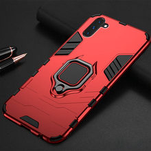Keajor Case For Samsung Galaxy Note 10 case TPU+PC Hard Plastic With Ring Holder Cover for Plus A50 A70