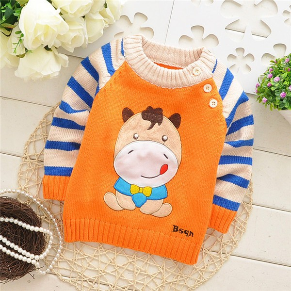 Free shipping Spring and Autumn baby infant boy and girl sweater,kid sweater,children pullover sweater#Z946