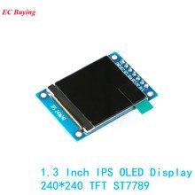 Display-Module Lcd-Board OLED Arduino ST7789 IPS Rgb Tft for DIY Lcd-board/St7789/7pin/..