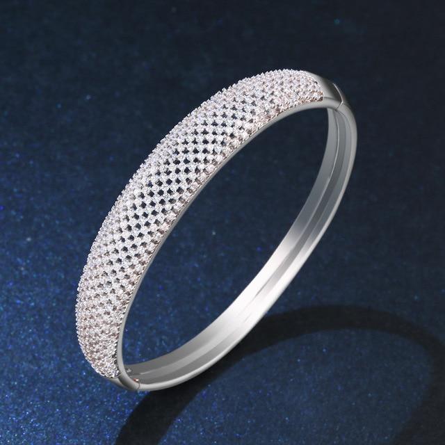 Crystal AAA CZ Bracelet...