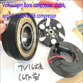 Bora air conditioning compressor electromagnetic clutch pulley coil sucker FOR SD-7V16 PV6 bearing specifications 35BD5520