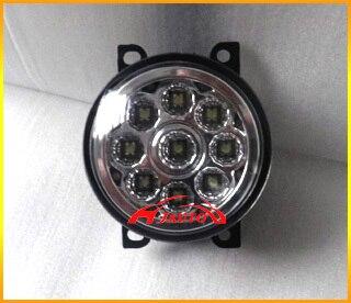 led foglights for Peugeot 207/ 307/407 LED fog lamp; LED fog lamp for peugeot daytime running light